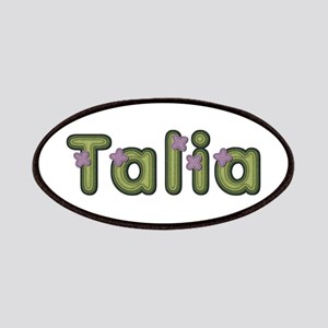 Talia Spring Green Patch