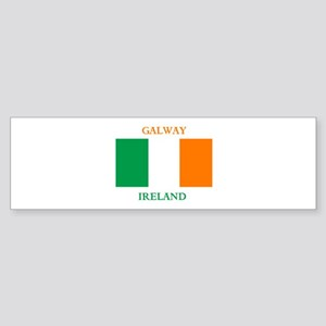 Galway Ireland Bumper Sticker