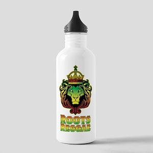 Roots Reggae Lion Water Bottle