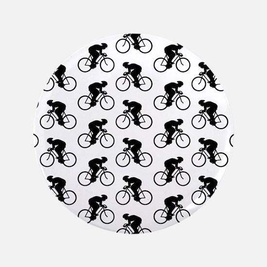 "Cycling Pattern. 3.5"" Button"