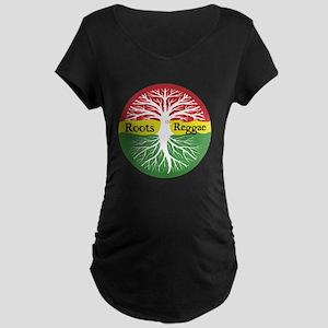 Roots Reggae Maternity T-Shirt