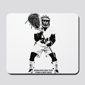 Behind Every Great Team Mousepad