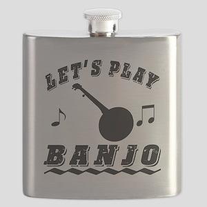 Let's Play Banjo Flask