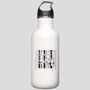 Were we Started Stainless Water Bottle 1.0L