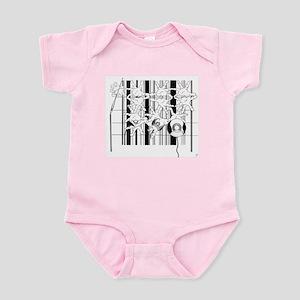 Were we Started Infant Bodysuit