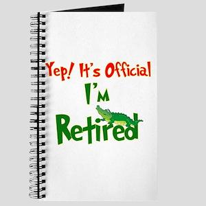 Retirement Fun! Journal