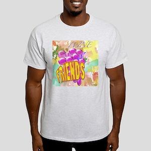 Wine & Friends Light T-Shirt