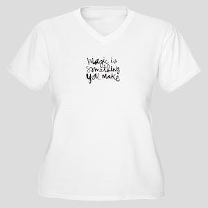 magic Plus Size T-Shirt