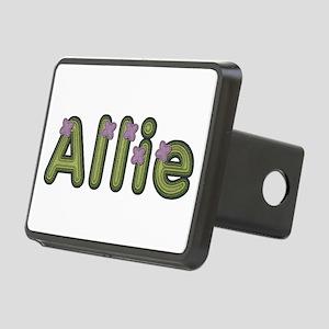 Allie Spring Green Rectangular Hitch Cover