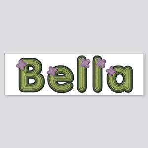 Bella Spring Green Bumper Sticker