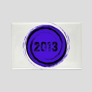 Cool 2013 Graduation Rectangle Magnet