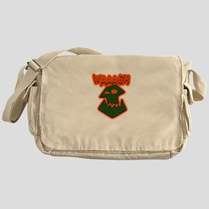 Orkz Waaagh! Messenger Bag
