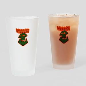 Orkz Waaagh! Drinking Glass
