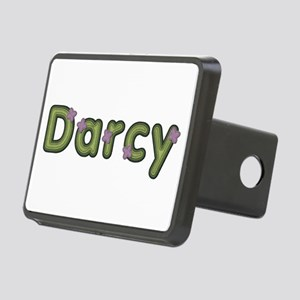 Darcy Spring Green Rectangular Hitch Cover