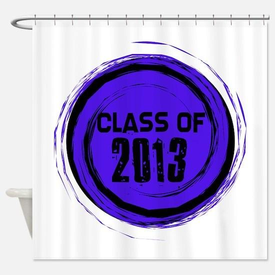 Class Of 2013 Shower Curtain
