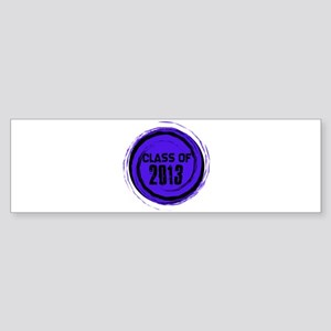 Class Of 2013 Bumper Sticker