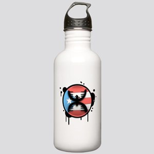 Graffiti Stainless Water Bottle 1.0L