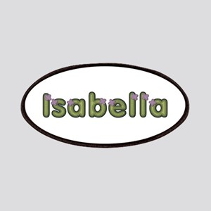Isabella Spring Green Patch