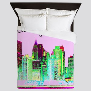 FABULOUS NYC Queen Duvet
