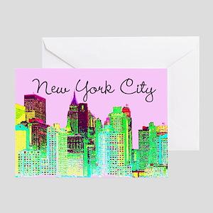 FABULOUS NYC Greeting Card