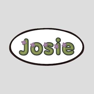 Josie Spring Green Patch