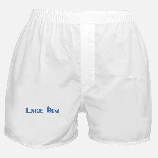 Lake Bum Boxer Shorts