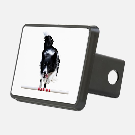 Border Collie jump Hitch Cover