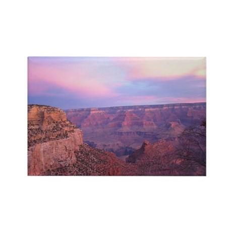 Grand Canyon Dawn Rectangle Magnet (10 pack)