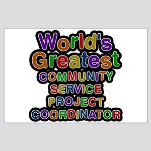 World's Greatest COMMUNITY SERVICE PROJECT COORDIN