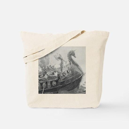 Cute The legend Tote Bag