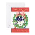 Buzz's Peaceful Holidays Greeting Cards