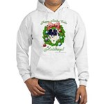 Buzz's BC Holidays Hooded Sweatshirt