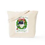 Buzz's Happy BC Holidays Tote Bag