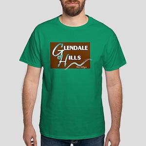 glendale hills - 2 T-Shirt