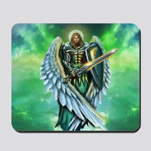 Angel Michael Mousepad