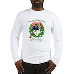Buzz's BC Holidays Long Sleeve T-Shirt