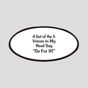 4 Out of the 5 Voices Patches