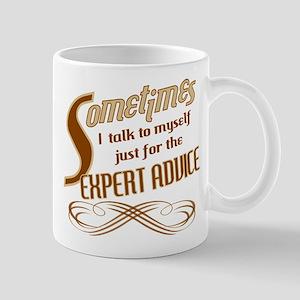 Talk to Myself Mug