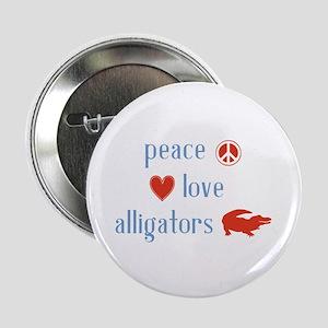 """Alligator 2.25"""" Button"""
