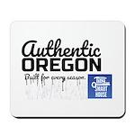 Authentic Oregon Mousepad