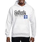 Authentic Oregon Built Hooded Sweatshirt