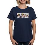 Authentic Oregon Pride Women's Dark T-Shirt