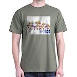 Authentic Oregon Dark T-Shirt
