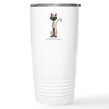 What I want Travel Mug