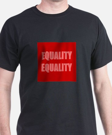 Marriage Equality Equal Sign T-Shirt