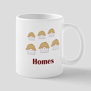 Homes? Holmes! Mug