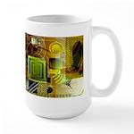 Ambiente distorsionado por @jmgoig Large Mug