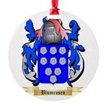 Blumrosen Round Ornament