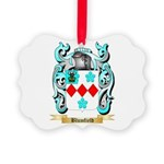 Blumfield Picture Ornament