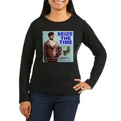 Seize the Time: The Eighth Defendant Long Sleeve T